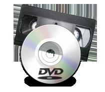 Konwersja VHS do DVD